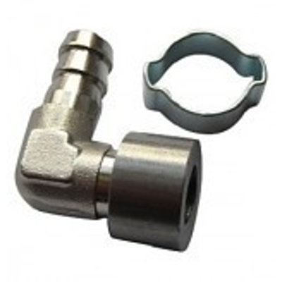 Oil / Fuel line kit 90°