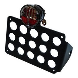 Seitenmontage mit LED-STOP-Lampe