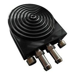 Adaptateur pour filtre à huile - noir