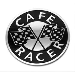 Cafe Racer Abzeichen