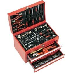 Werkzeugkasten 155 Stück