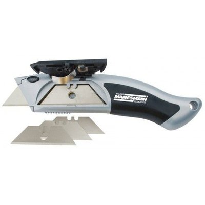 Mannesmann Extendable Knife with charger