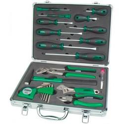 Tool set 24 pcs aluminum koff
