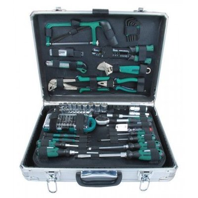 Mannesmann Tool Box 124 pieces