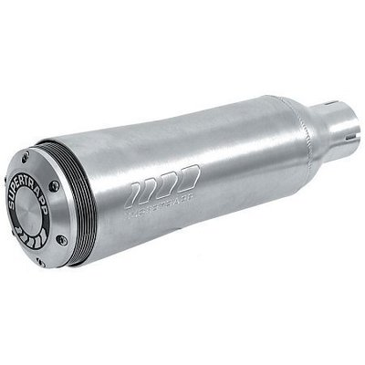 Supertrapp Aluminium Racing Series Silencer 44.5MM