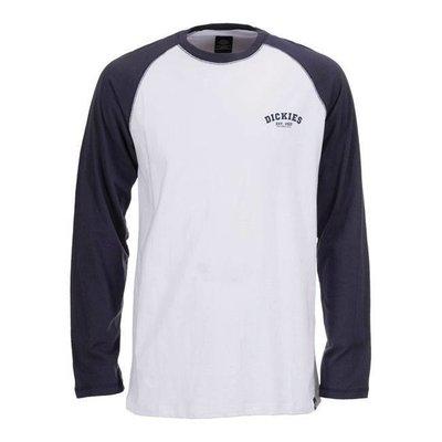 Dickies Baseball Shirt - Navy Blue