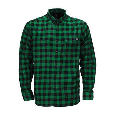 Dickies Jacksonville Shirt - Kelly Green