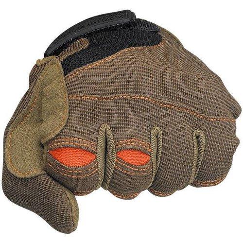Biltwell Moto Handschuhe - Braun / Orange