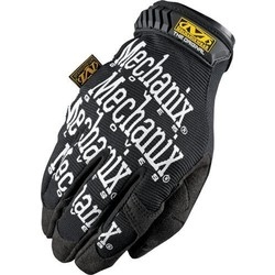 Mechanix Work Gloves - Black/White