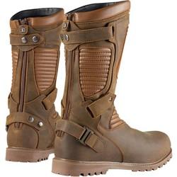 One Thousand Prep Boots Braun