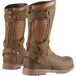 One Thousand Prep Boots Brown