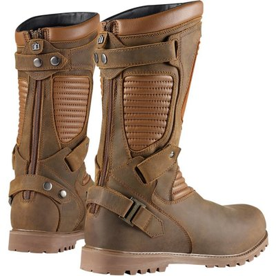 ICON One Thousand Prep Boots Brown