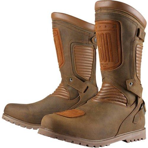 ICON One Thousand Prep Boots Braun