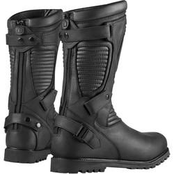 One Thousand Prep Boots Schwarz