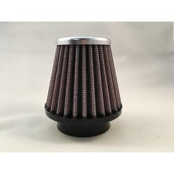 Filtre conique avec sommet en aluminium 51MM XRV-5100