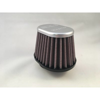 DNA 44MM Ovaal Filter Aluminium Top XVO-4400