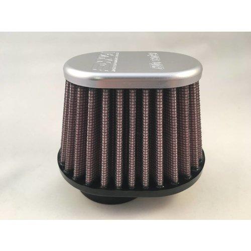 DNA 44MM Ovaal Filter Aluminium Top XVO-4400