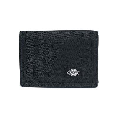 Dickies Crescent Bay Wallet Zwart