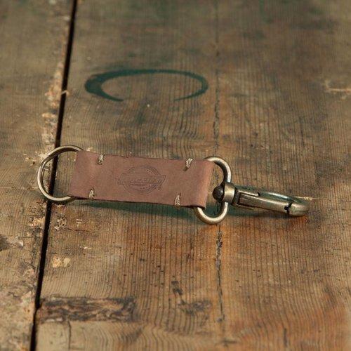 Dickies Rushville Keychain Chestnut