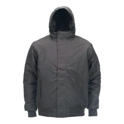 Cornwell Zip Up Jacke Grau