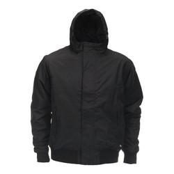 Cornwell Zip Up Jacket Black