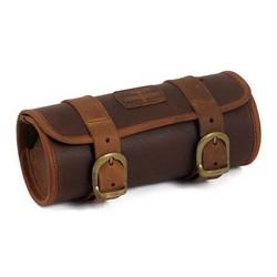 Klassische Werkzeugtasche Marron Braun