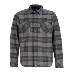 Wallace Long Sleeve Shirt Dark Navy