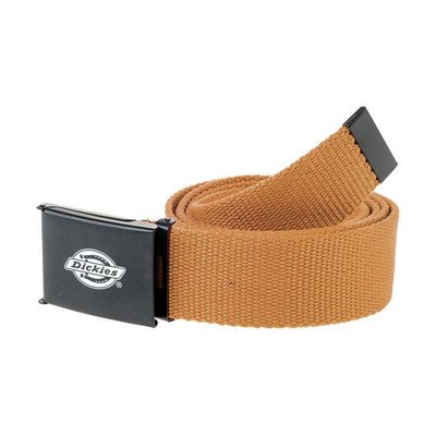 Dickies Orcutt Belt Brown Duck