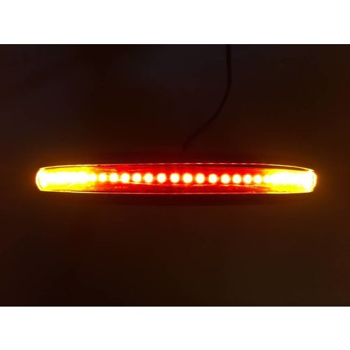 "MCU 1"" + LED Cafe Racer Loop Kit"