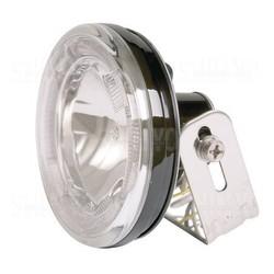 Fernscheinwerfer rund, mit LED-Standlichtring