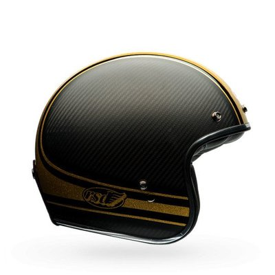 Bell Custom 500 Carbon RSD Bomb Black/Gold