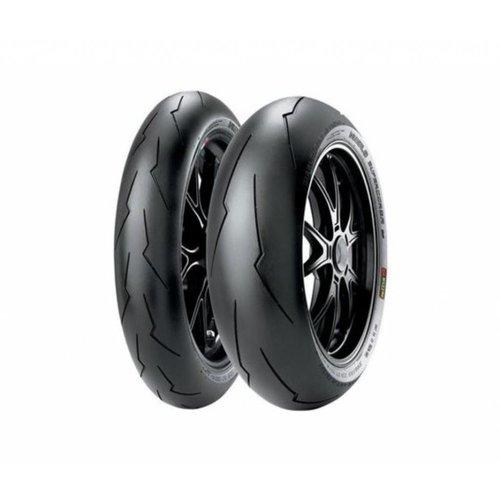 Pirelli 120/70 R17 TL 58 W SC1 (Soft) Front Tyre