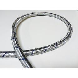 75cm Geflochtene Kraftstoffleitung 6mm Typ 2