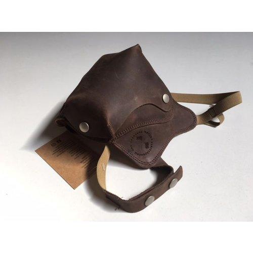 Motard Germany Cafe Racer Mask - Plum