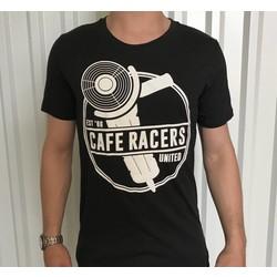 Cafe Racers United Grinder T-shirt