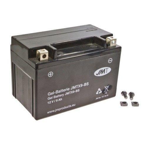 JMT Wartungsfreie Batterie YTX9-BS