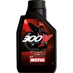 300V 10W40 4T 1 Liter 100% Synthetic