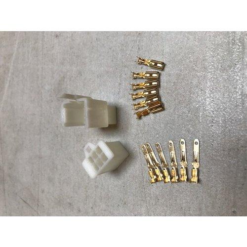Elektrischer Steckverbinder (verschiedene Größen erhältlich)