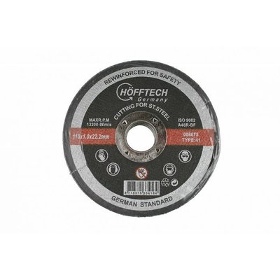 Cutting Disc inox 115mm