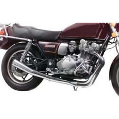 MAC Exhausts Suzuki GS 750/1100/1150 4-into-1 exhaust megaphone