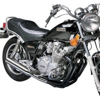 MAC Exhausts Yamaha XJ 5500 4-in-1 Auspuff megaphone