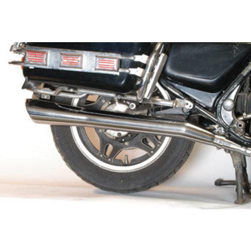 MAC Exhausts Honda GL 1100 4-in-2 uitlaat