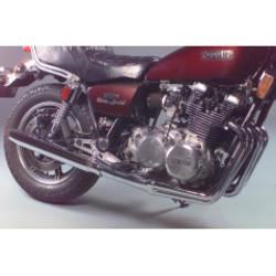 Yamaha XS 1100 Double système d'échappement 4-en-2