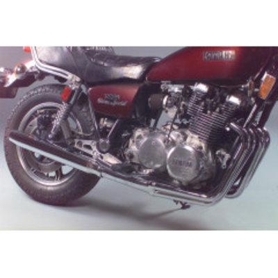 MAC Exhausts Yamaha XS 1100 4-in-2 uitlaat