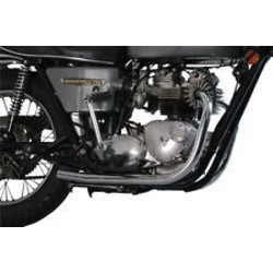Triumph 650 63-72 Headpipes Vervanger