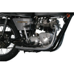 Triumph 60-63 Chr Headpipes Vervanger