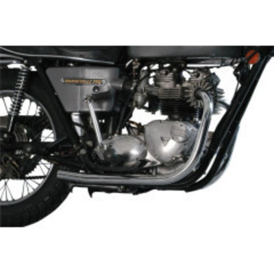 MAC Exhausts Triumph 60-63 Chr Headpipes Vervanger