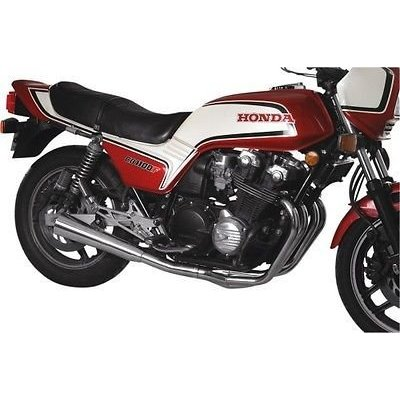MAC Exhausts Honda CB 750/1100 Vervangende Schalld