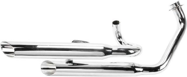 MAC Exhausts Yamaha Virago 750/920 Exhaust Staggered Slash Cut