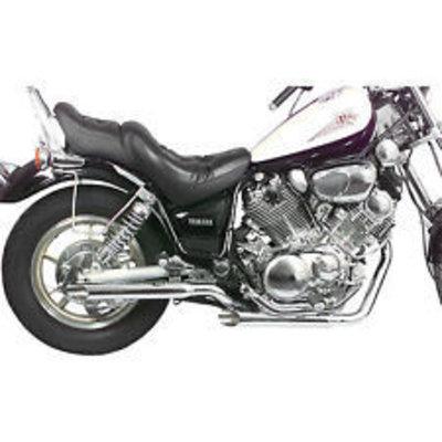 MAC Exhausts Yamaha Virago 700/1000/1100 Auspuff Staggered Slash Cut